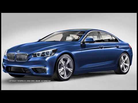 2019 BMW New M6 Gran Turismo Concept