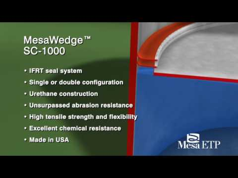 INTERNAL FLOATING ROOF WIPER SEAL SYSTEMS - MesaWedge