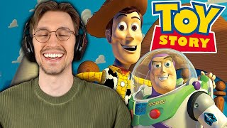 *Toy Story* Commentary