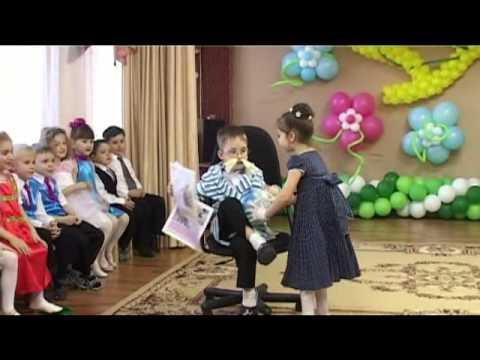 Сценка-шутка  Семья (видео от Валерии Вержаковой)