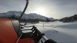 Une journée de ski à St Gervais Mont Blanc, Megève,St Nicolas De Véroce, vacance février