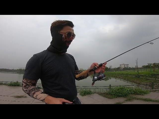 ✴️ [ THẢO LUẬN ] Nên chọn máy câu Đứng hay máy cau Ngang cho môn câu Lure - Câu cá bằng mồi giả