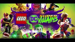 LEGO DC Super-Villains - Official Announce Trailer