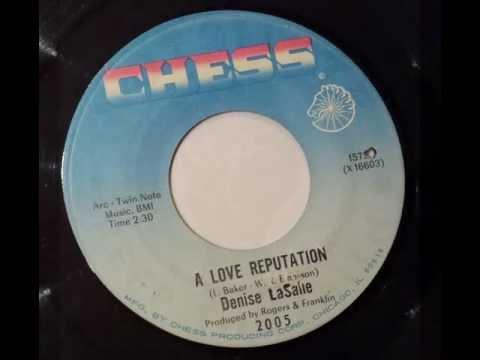 DENISE LaSALLE - A love reputation - CHESS