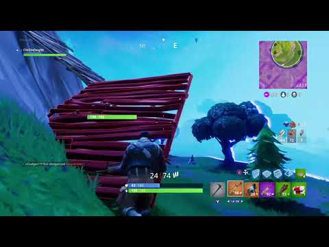 FORTNITE OLD GAMEPLAY WIN! (VICTORY ROYALE)