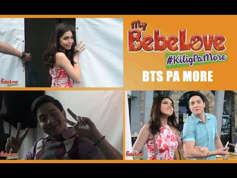 BEHIND THE SCENES PA MORE (My Bebe Love)