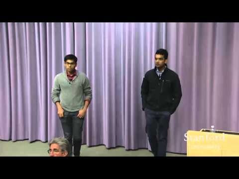 Stanford Seminar - Entrepreneurial Thought Leaders: Akshay Kothari & Ankit Gupta of Pulse