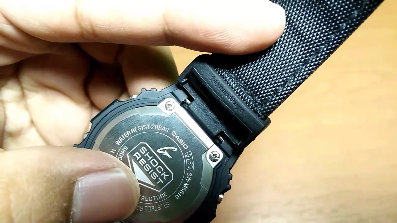 jays and kays  Jay's & Kay's G-Shock strap adapters - YouTube