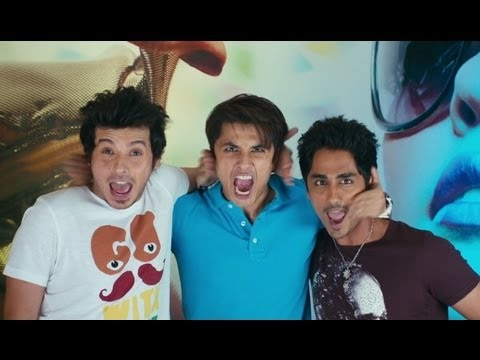 Chashme Baddoor Official Theatrical Trailer   Ali Zafar, Divyendu Sharma, Taapsee Pannu & Siddharth
