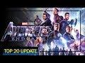 TOP 20 Update || Marvel, Dc, Hollywood || AG Media News