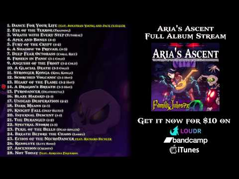 Aria's Ascent Full Album Stream
