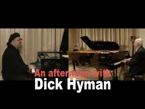 Dave Frank master class - An afternoon with Dick Hyman