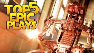 TOP DROIDEKA PLAYS - Battlefront 2 Top 5 Plays