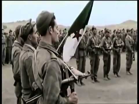 The Algerian Revolution Documentary  الثورة الجزائرية