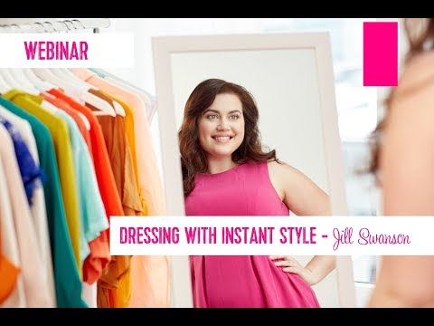 Webinar Dressing with Instant Style