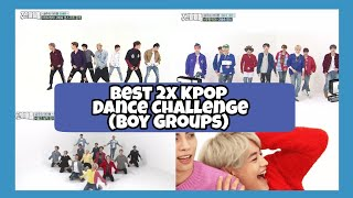 Video Best 2x Kpop Dance (Boy Groups) @ Weekly idol (SEVENTEEN,NCT 127,GOT7,ASTRO,INFINITE,SHINEE) download MP3, 3GP, MP4, WEBM, AVI, FLV Maret 2018