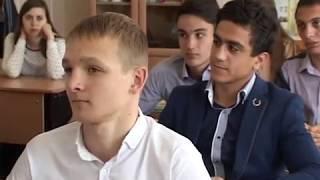 Сюжет Урок Электробезопасности станица Владимирская (ТРК «Лаба»)
