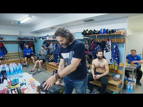 Kdo je v hokejové kabině nejrychleji u svačiny?