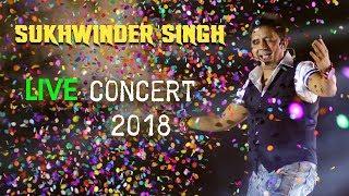 Sukhwinder Singh LIVE Performance 2018