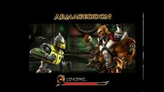 Mortal Kombat Armageddon - Cyrax - 2/2