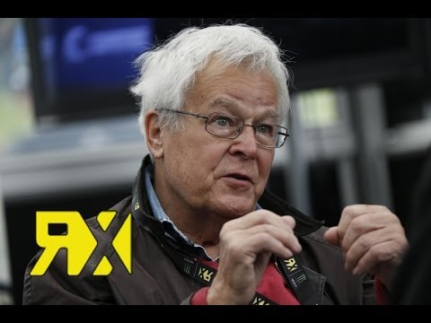 INTERVIEW WITH THE FOUNDER OF RALLYCROSS, ROBERT REED - FIA WORLD RALLYCROSS CHAMPIONSHIP