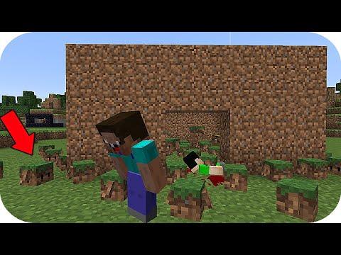 2 NOOB CREAN BLOQUES NOOB Y PRO MIRA LO QUE PASO!! MINECRAFT TROLL thumbnail