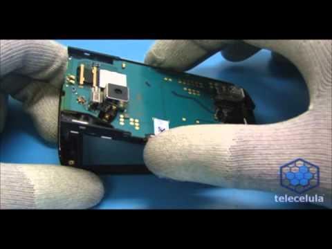 Tutorial de Desmontagem Sony Ericsson Xperia X10 Mini - TELECELULA