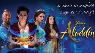 Baixar Aladdin 2019 Soundtrack MEGA ingles, español latino, castellano