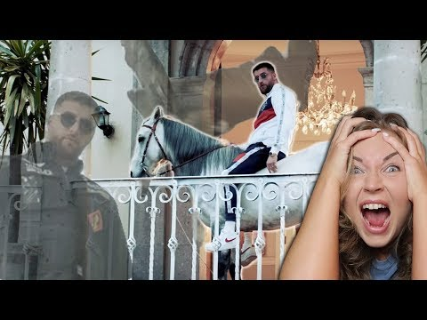 KC Rebell - Alleen | AMERICAN REACTS