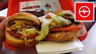 Sekretne menu In-N-Out Burger