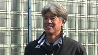 ホークス公式 城島健司球団会長付特別アドバイザー囲みインタビュー 20200209