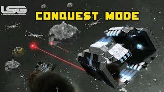 Space Engineers - Conquest Game Mode & Star Wars Conquest Multiplayer Part 35