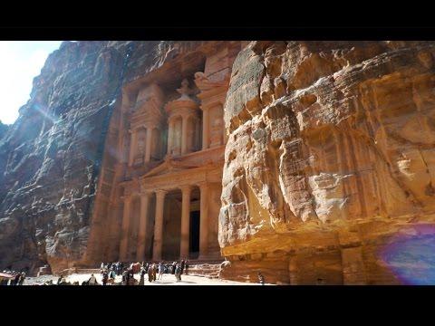 JORDAN - Trip to Petra, Wadi Rum & Aqaba