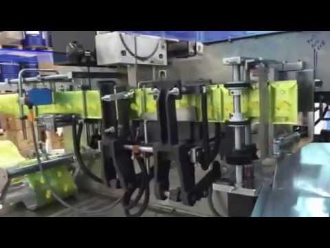 Single Use Wet Wipes Machine