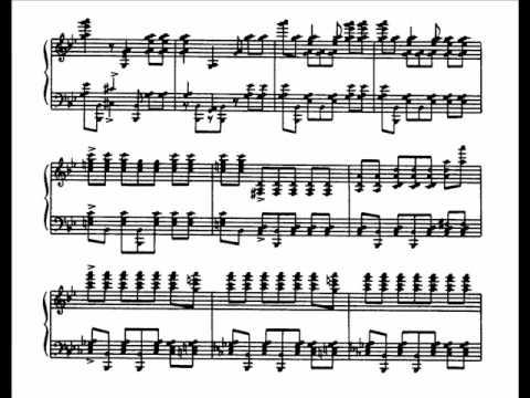 Prokofiev - Piano Sonata No. 7, Op. 83 III. Precipitato (Pollini)