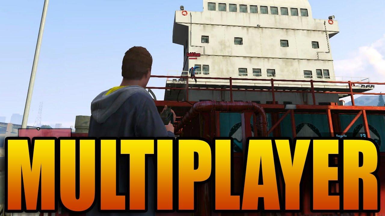 STRIP CLUB FRIENDS (Grand Theft Auto 5 Online Multiplayer ...