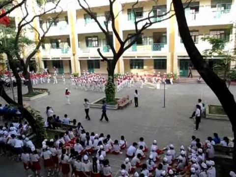 Hoi thi nghi thuc doi 2008-2009 - Trường THCS Đặng Trần Côn
