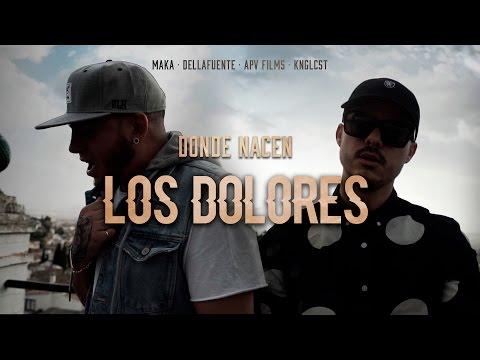 MAKA X DELLAFUENTE X KNGLCST - DONDE NACEN LOS DOLORES [VÍDEO OFICIAL]