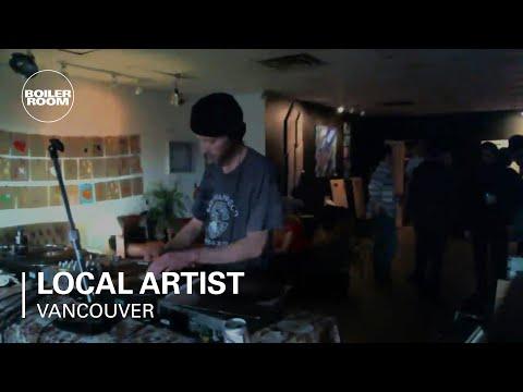 Local Artist Boiler Room Vancouver DJ Set