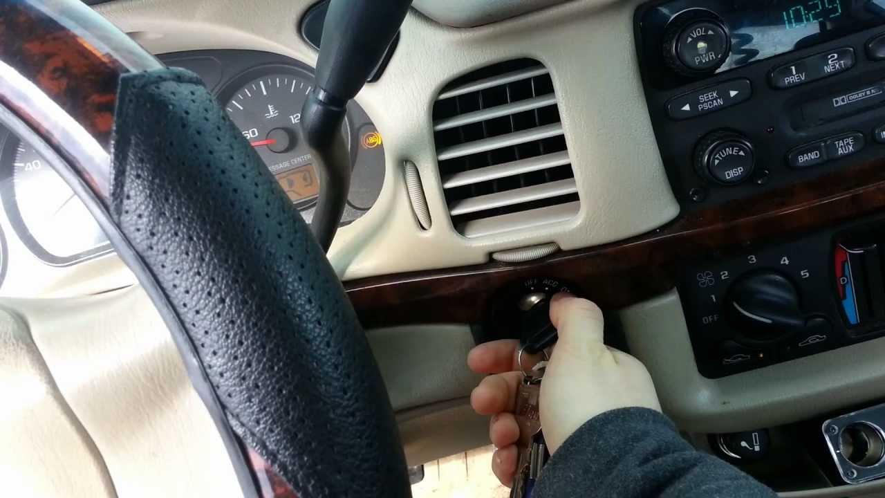 Impala 2000 chevrolet impala problems : Chevrolet Impala 2002 9c1 V6 3.8L Police pakage start problem ...