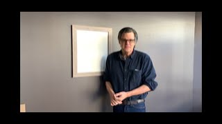 Instructional Video: How to Hang a Large Piece