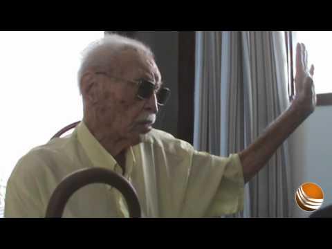 Papo Interativo: João Miranda - 105 anos