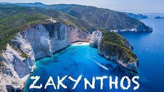 Zakynthos, Greece   Drone DJI Mavic Pro   Zante, Grecia