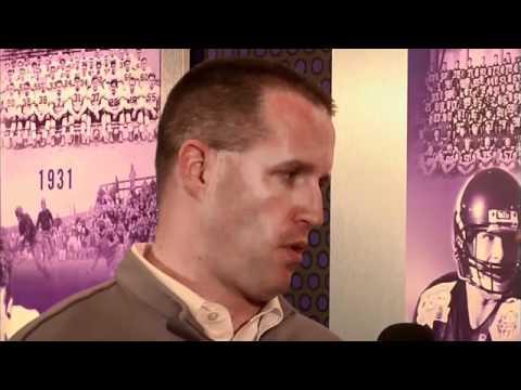 Pat Fitzgerald Interview