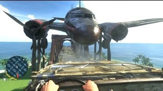 Far Cry 3 Race Track & Insane Explosions