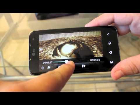 LG optimus 2X completo analisis y tour por sus aplicaciones en HD
