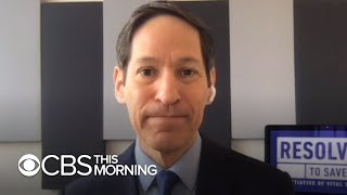 Former CDC Director Dr. Frieden discusses his nonprofit's recommended guidelines to reopen U.S.