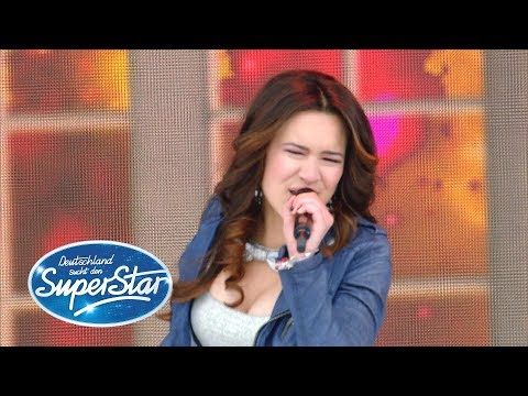 "Ellie Goulding - ""Love Me Like You Do"" - Viviana Grisafi - DSDS 2015"