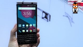 New Blackberry Mercury Hands On - Are They Back?