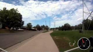 Highland, Mile High, Sloan Lake Bike Ride - Denver, CO